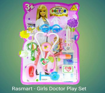 Girls Doctor play set for kids