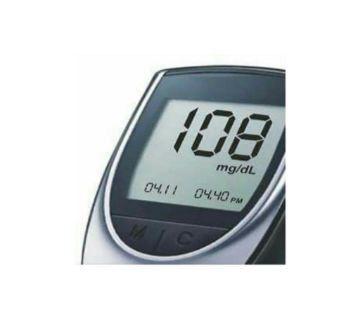 Tvc  glucose checking machine    (KOREA)