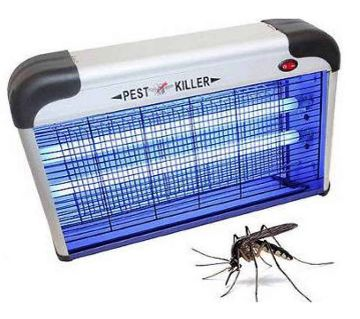 Electrical mosquito killer light