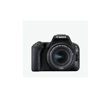 canon Eos 200D 24.2 MP With 18-55MM Lens Dslr camera