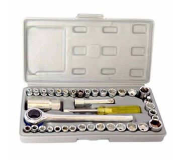 socket set 40pcs