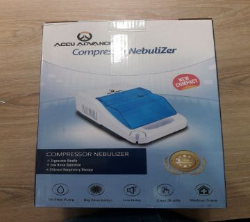 ACCU ADVANCE COMPRESSOR NEBULIZER