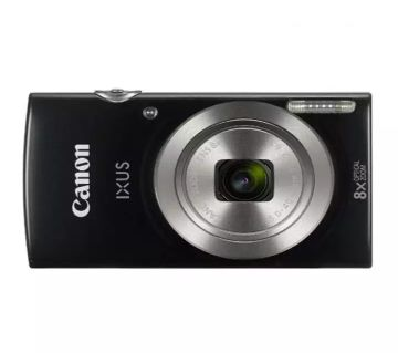 IXUS 185 Digital Compact Camera - 20MP - 8X Optical Zoom