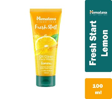 HIMALAYA Oil Clear Face Wash- 100ml (Made In India)