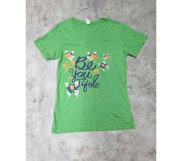Butterfly Ladies T-shirt