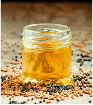 Ghani Vanga Mustard Oil 455 gm