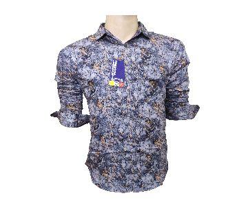 full sleeve casual shirt for men -print