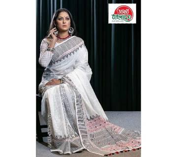 Amar Bangladesh Sharee ABD-SHR-00052 (Rang Bangladesh)