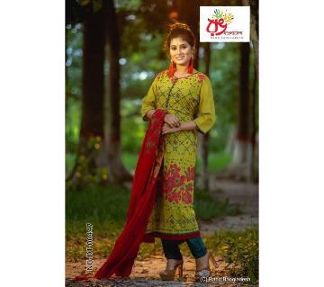Rang Bangladesh Stitched Dress-NG-DT-00447