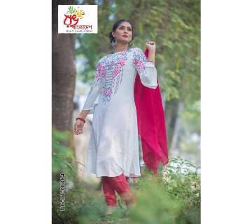 Rang Bangladesh Stitched Dress-NG-DT-00384