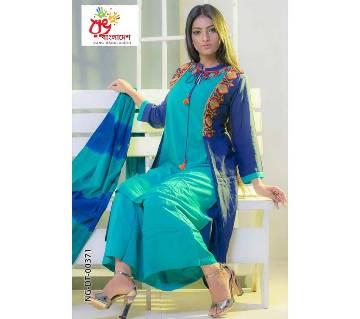 Rang Bangladesh Stitched Dress-NG-DT-00371