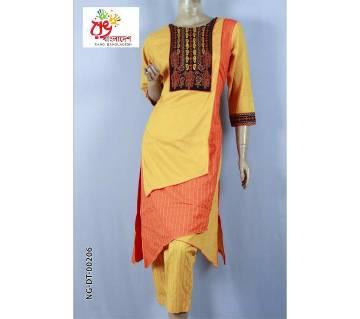 Rang Bangladesh Stitched Dress-NG-DT-00206