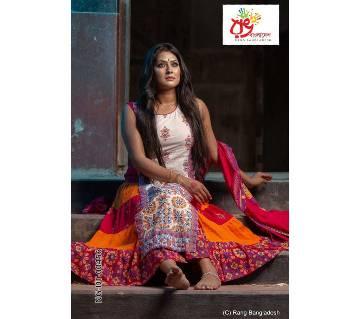Rang Bangladesh Stitched Dress-NG-DT-00456