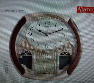 Ajanta Pendulum Wall Clock
