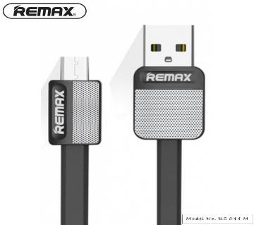 Remax Metal Platinum (apple/type-C/micro-Usb) Cable (fast Charge+data)