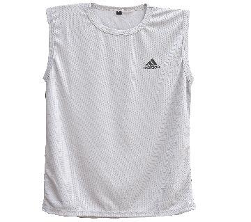 Comfortable Sleeveless (megi) T-Shirt  (Grey)