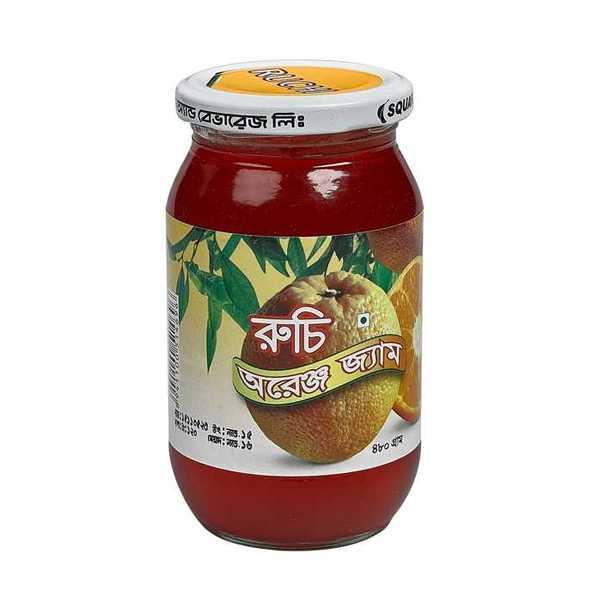 Ruchi Orange Jam 480 gm