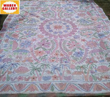Nakshi Kantha -10 white