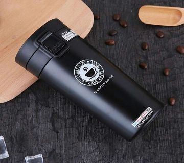 Coffee Travel Mug, 17oz Stainless Steel Vacuum Insulated Tumbler with Lid, Coffee Cup Flask for Hot & Cold Drinks