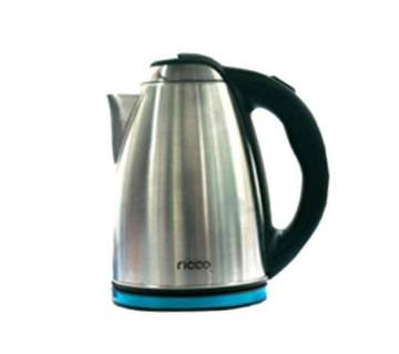 Electric Kettle ZX-180GD - 1.50L - Silver and Black