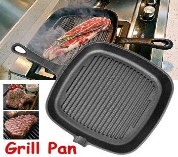 SKILLET GRILL PAN BBQ Grillpan
