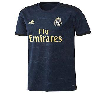 Real Madrid Away Jersey 19-20 Real Madrid Short Sleeve Away Thai Jersey