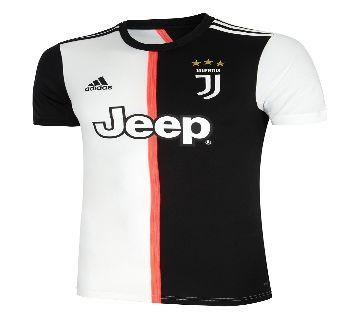 Juventus Short Sleeve Home Jersey 2019-20 (Thai)