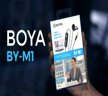 100% Original Boya BY-M1 Microphone