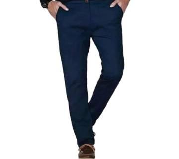Navy Blue Gabading Pant