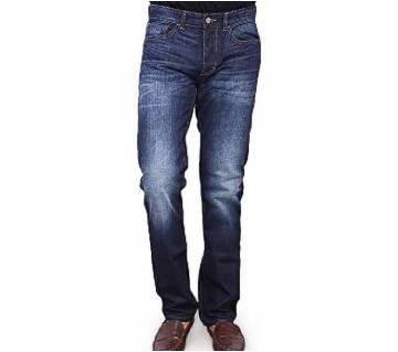 Semi Narrow Denim Jeans Pant For Men