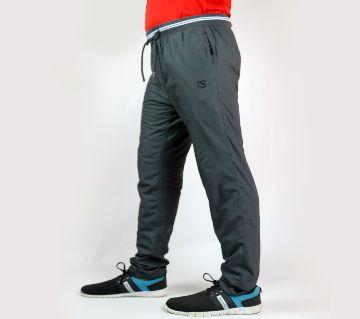Imported Zipper Pocket Soft Formal Cotton Trouser / Pant For Men - Grey