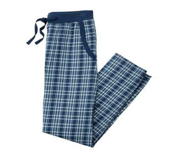 Enrico Mori Imported Check Trouser/Jogger - For Men