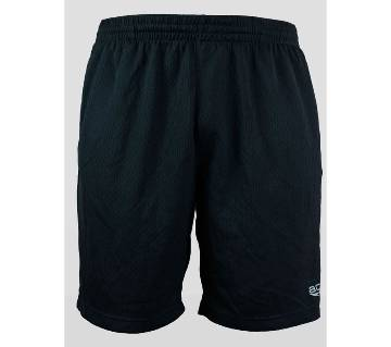 Black Sport Shorts for Men