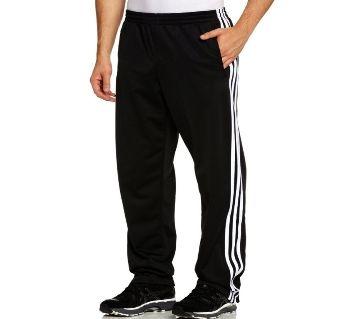 Adidas Black Trouser For Men