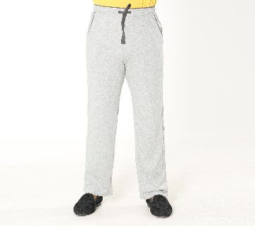 100% Cotton Sleeping Relax Pant For Men - Ash