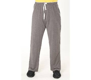 100% Cotton Sleeping Relax Pant For Men - Grey