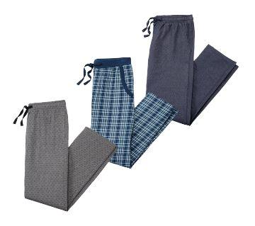 Combo Pack - 3pcs Enrico Mori Imported Trouser/Jogger For Men