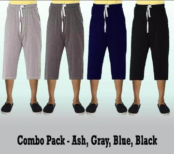 Combo 3 Quarter - Genji Trouser for Men..