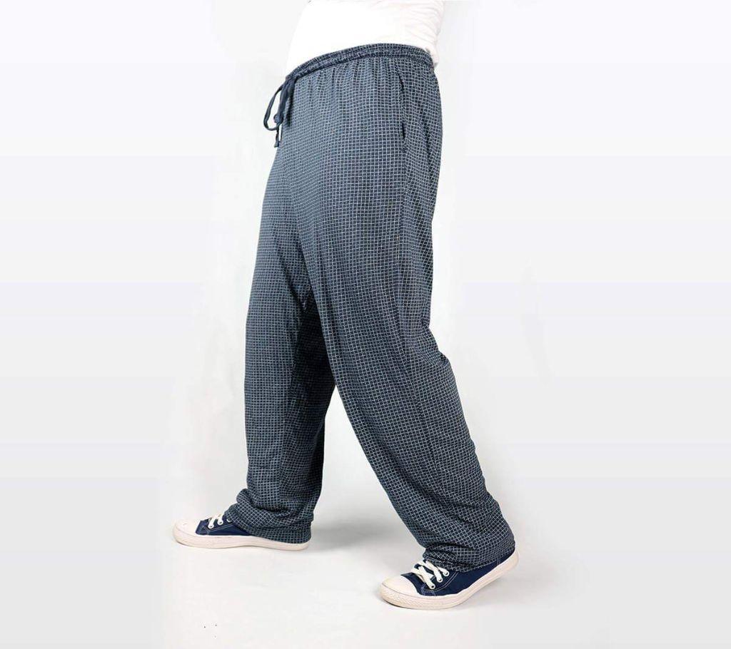 Men's extra relax cotton নাইট অ্যান্ড স্পোর্টস ট্রাউজার বাংলাদেশ - 1166251