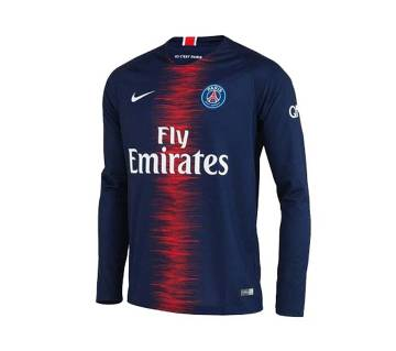 PSG Home Full Sleeve Jersey