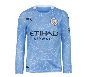 Manchester City Full Sleeve Jersey (Copy)