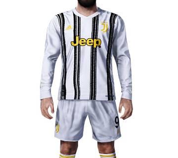 Juventus Full Sleeve Jersey (Copy)