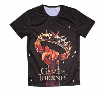 Game of Thornes  - 3d Full Body Print TSHIRT