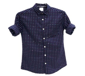 cotton slim fit full sleeve shirt