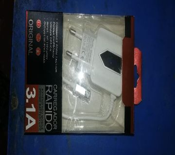 RAPIDO 3.1A mobile charger