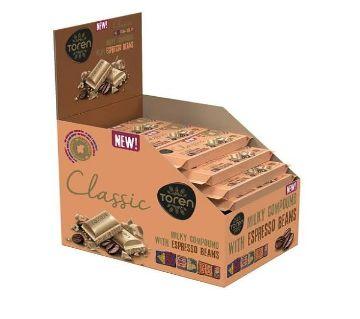 Classic Milky Compound Espresso heavy tasty Chocolate-1pcs-Turkey