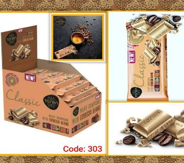 Classic Milky Compound Espresso   -(1 BOX)-Turkey 24 pcs/Box