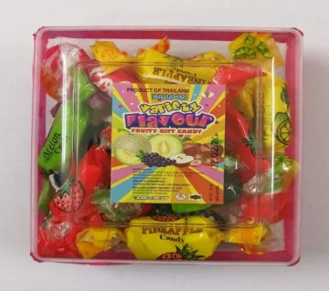 Balloon Squear Gift Box- Every One Like This Box -Thailand 90gm/per box