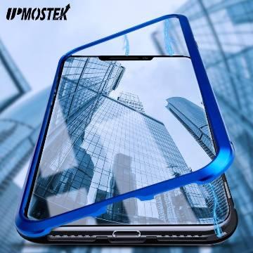 360 Metal Case For Samsung J6 Plus - Blue
