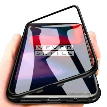 360 Metal Case For Redmi Note 5 Pro-Black